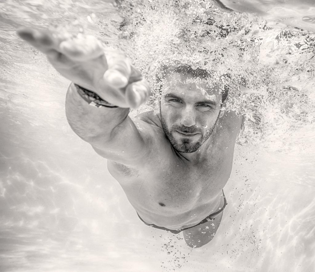Zwemmen Wehl